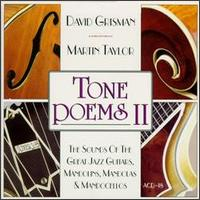 <i>Tone Poems 2</i> 1995 studio album by David Grisman, Martin Taylor