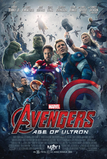 avengers age of ultron wikipedia