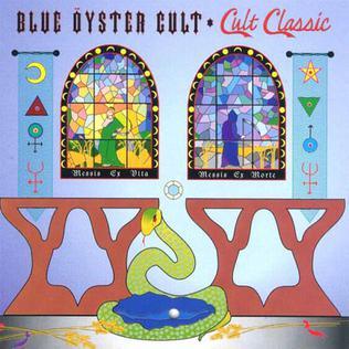 <i>Cult Classic</i> 1994 studio album by Blue Öyster Cult