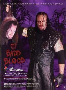 Badd Blood: In Your House 1997 World Wrestling Federation pay-per-view event