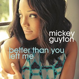 Mickey Guyton — Better Than You Left Me (studio acapella)