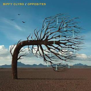 <i>Opposites</i> (album) 2013 studio album by Biffy Clyro