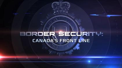 Border Security: Canada's Front Line - Wikipedia