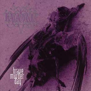 <i>Brave Murder Day</i> 1996 studio album by Katatonia