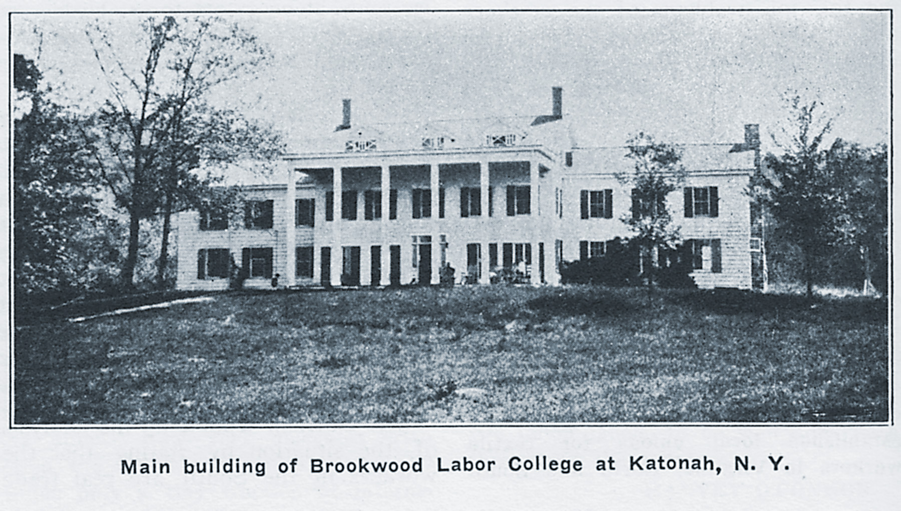 Brookwood Labor College - Wikipedia