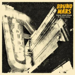 Bruno Mars Liquor Store Blues