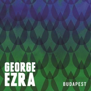 George Ezra - Budapest (studio acapella)