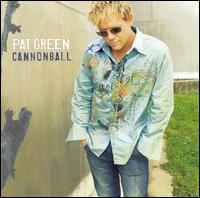 <i>Cannonball</i> (album) 2006 studio album by Pat Green