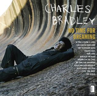 <i>No Time for Dreaming</i> 2011 studio album by Charles Bradley