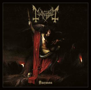 <i>Daemon</i> (Mayhem album) 2019 studio album by Mayhem