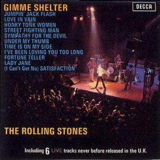 Gimme Shelter artwork