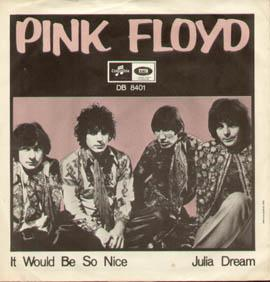 It Would Be So Nice 1968 single by Pink Floyd