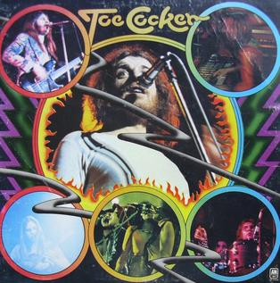 1972 studio album by Joe Cocker