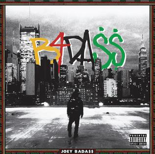 <i>B4.Da.$$</i> 2015 studio album by Joey Badass