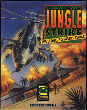 Jungle Strike Oyunu için hile Kodları