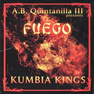 kumbia kings lyrics: