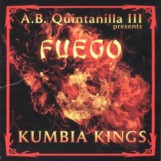 Fuego Kumbia Kings Album Wikipedia