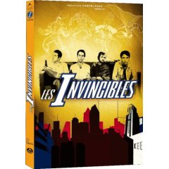Les Invincibles 1st ssn. DVD Cover