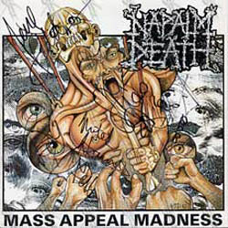 <i>Mass Appeal Madness</i> album