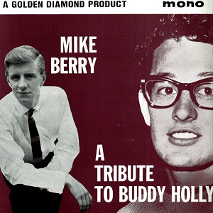 Tribute to Buddy Holly 1961 song written by Geoff Goddard