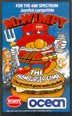 Mr. Wimpy (video game)