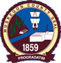 Official seal of Muskegon County