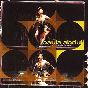 Paula Abdul — My Love Is for Real (studio acapella)