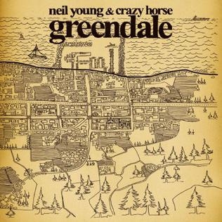 <i>Greendale</i> (album) album by Neil Young