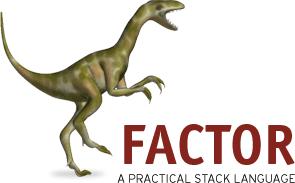 Factor (programming language)