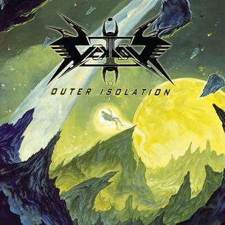 <i>Outer Isolation</i> 2011 studio album by Vektor