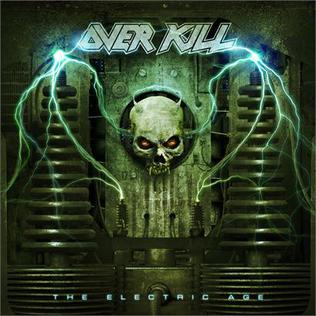 <i>The Electric Age</i> 2012 studio album by Overkill
