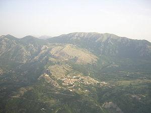 Pietraroja Comune in Campania, Italy