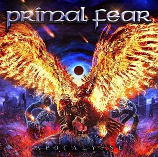 <i>Apocalypse</i> (Primal Fear album) 2018 studio album by Primal Fear