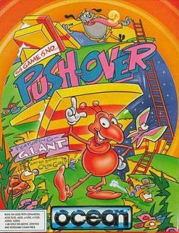 Pushover (video game) - Wikipedia