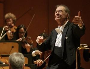Rafael Frühbeck de Burgos Spanish conductor
