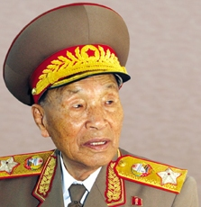 Ri Ul-sol North Korean Army Marshal