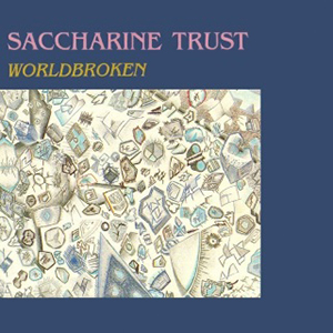 <i>Worldbroken</i> 1985 live album by Saccharine Trust