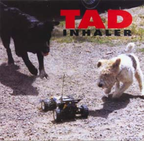 <i>Inhaler</i> (album) 1993 studio album by Tad