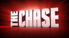 "A logo for the American game show ""The Chase"""