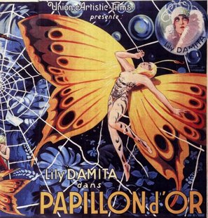 <i>The Golden Butterfly</i> 1926 film by Michael Curtiz