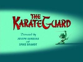 <i>The Karate Guard</i> 2005 animated short by Joseph Barbera, Spike Brandt