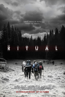 the ritual 2017 film wikipedia