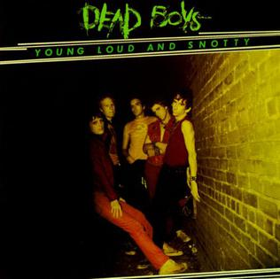 <i>Young, Loud and Snotty</i> 1977 studio album by Dead Boys