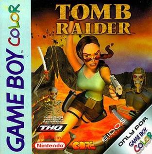 Tomb Raider (Game Boy Color) - Wikipedia