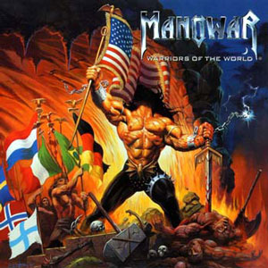 <i>Warriors of the World</i> 2002 studio album by Manowar