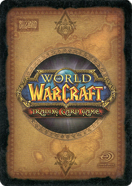<i>World of Warcraft Trading Card Game</i> collectible card game