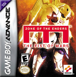Zone of the Enders : The Fist of Mars GBA