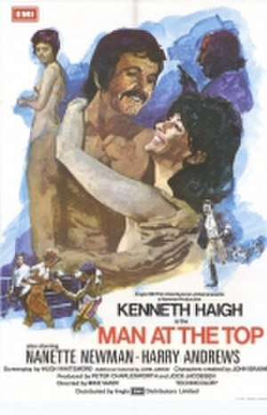 "Man at the Top (film) - Image: ""Man at the Top"" (1973)"
