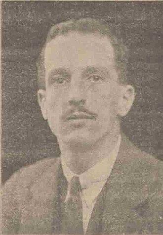 Arthur Hobhouse - Arthur Hobhouse, circa 1922