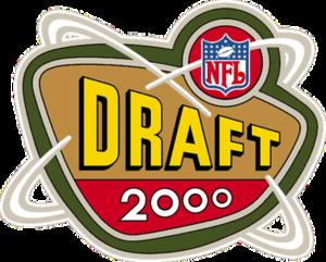 2000 NFL Draft - Image: 2000nfldraft